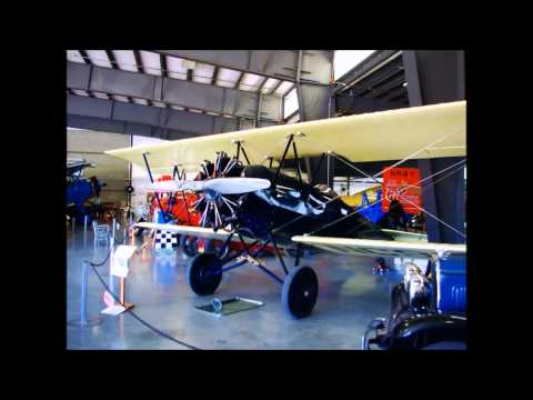 Western Antique Aeroplane And Auto Museum at Hood River, Oregon 2 14 15