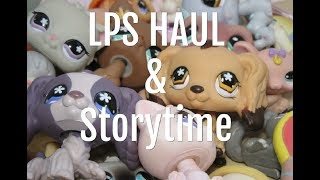 I Almost Got SCAMMED Again?! LPS HAUL + Story Time