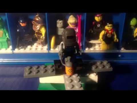 Lego minifigure welder