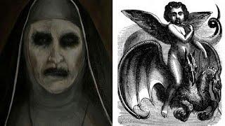 Quien es Valak? El Demonio del Universo de el Conjuro
