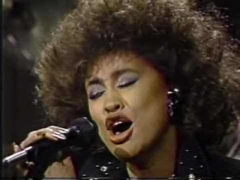 Phyllis Hyman R I P on Letterman - What You Wont Do For Love.