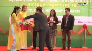 Hội chợ Vietnam Farm Expo 2015