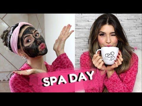 SPA DAY: Cuidados com o cabelo, pele, unhas, etc!