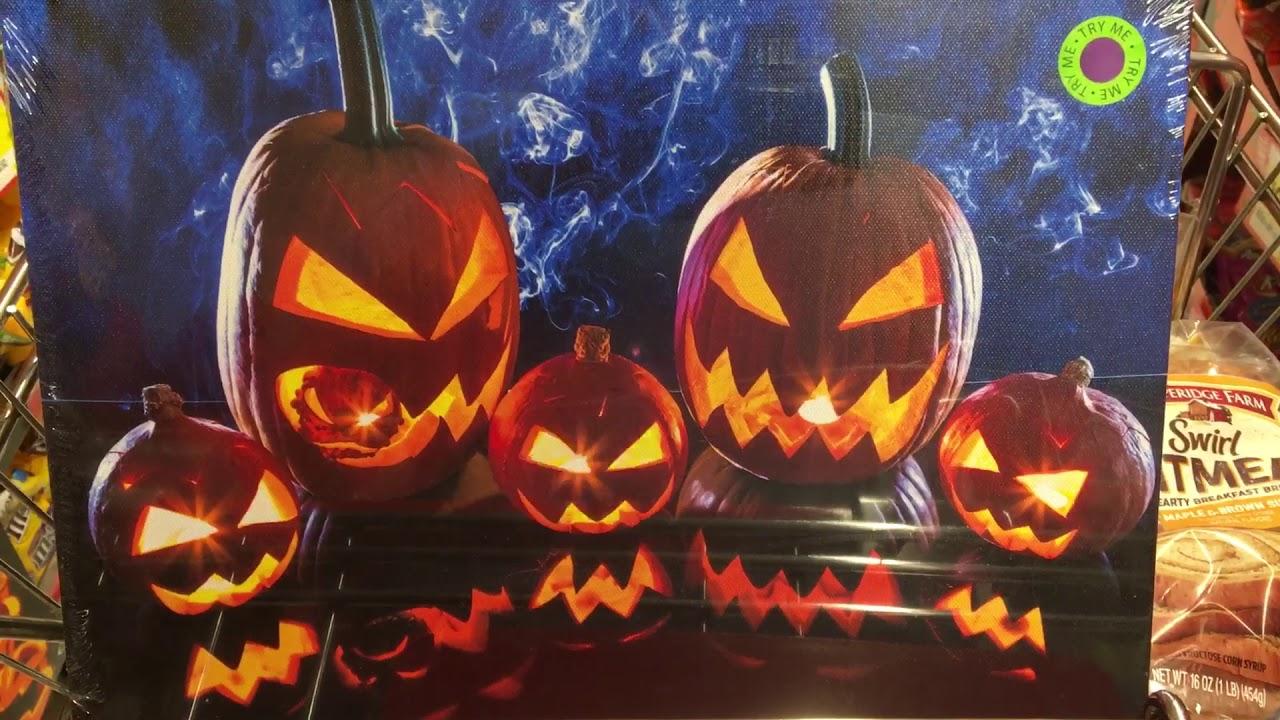 ghostbusters halloween jack o lantern youtube