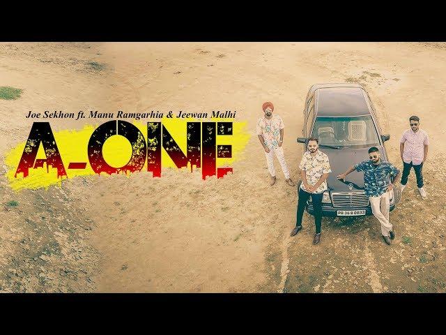 A-ONE Joe Sekohon ft. Manu Ramgarhia | Jeewan Malhi | New punjabi hiphop song 2018 DHustlerz
