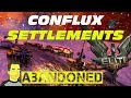 Elite: Dangerous Horizons : Conflux abandoned Settlements and logs  let's play