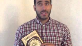 Ex-Muslim defends right to asylum - renounces Islam by desecrating Quran