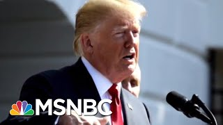 Fact-Checking President Donald Trump's Claims On The Economy | Velshi & Ruhle | MSNBC