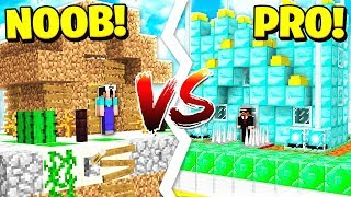 CRAZIEST MINECRAFT NOOB VS PRO MOMENTS