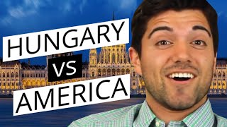 Baixar American REACTS to Hungarian Food, Culture, Language, Lifestyle, History