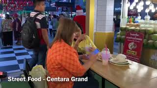 VLOG # 4 - Shree Ganesh Temple and Street Food near Centara Grand Bangkok