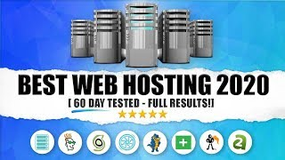 Best Web Hosting For Wordpress 2020 ?( Exclusive Discounts ) ?