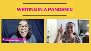 Writing in a Pandemic: Alex Lin