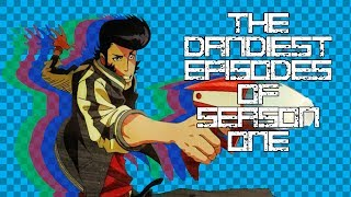 Top 5 Space Dandy Episodes (..from Season 1)