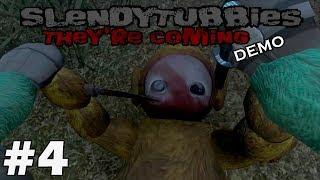 Slendytubbies: They're Coming DEMO ¡LO SIENTO LAA LAA! #4