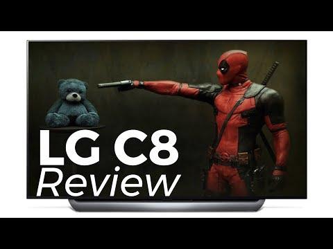 LG C8 (OLED65C8PLA) OLED TV Review