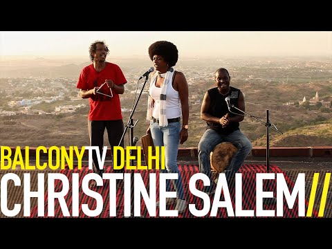 CHRISTINE SALEM - ALLOUWÉ AND MANDELA (BalconyTV)