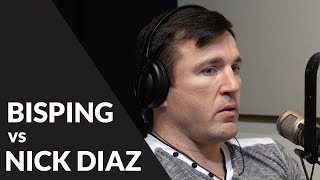 Will Michael Bisping face Nick Diaz for his retirement fight?