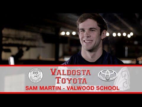 Sam Martin - Valwood School