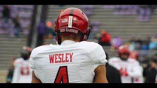 Texas Tech WR Antoine Wesley 2018 Highlights ᴴᴰ