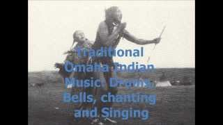 "Traditional Omaha Indian Music: ""The Buffalo Dance and the Hethu"