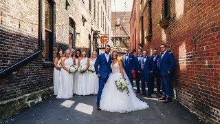 Tasha & Brad's Wedding Day
