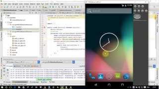 Android studio: Slide animation switch activity example