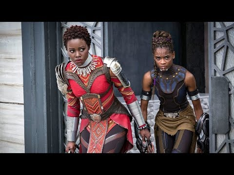 Black Panther - The Women of Wakanda