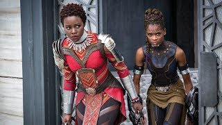 'Black Panther' - The Women of Wakanda