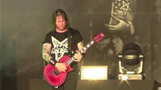 Slayer - Live @ Download festival, Paris 2017