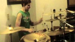 A Textbook Tragedy: Godspeed Centiped/Stay Out Of Riverdale Drum Cover