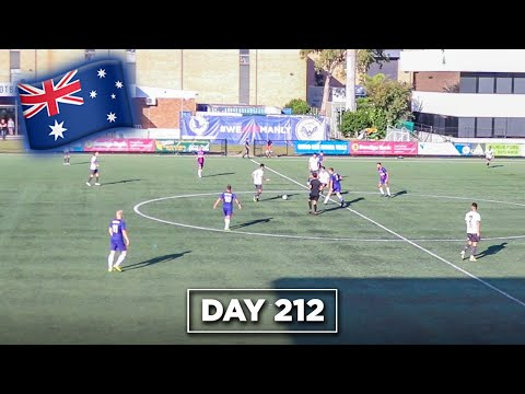 What Is An NPL 1 Game Like In Australia?