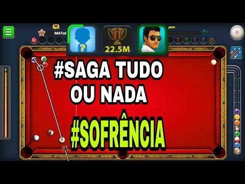 #SAGA - O COMEÇO DAS DORES - 8 BALL POOL