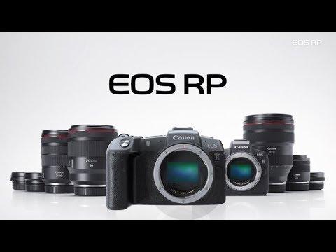 Canon EOS RP Kit (RF 24-240mm f/4-6.3 IS USM) Black