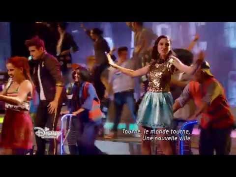 """Violetta saison 3 - """"En gira"""" (épisode 1) - Exclusivité Disney Channel"""
