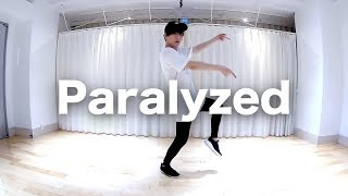 【洋楽で踊ってみた】Paralyzed - Pleasure P | Taichi Saegusa Choreography【R&Bダンス】