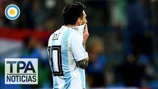 Marcelo Bivort analiza el estado anímico de la Selección en #TPANoticias