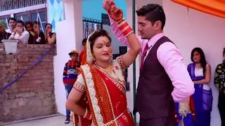 Wedding Couple Dance by Rakesh & Nikita on Tere Sang Yara