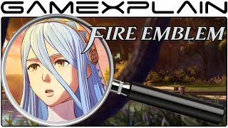 New Fire Emblem Analysis - Choose Your Side Trailer (Secrets & Hidden Details)
