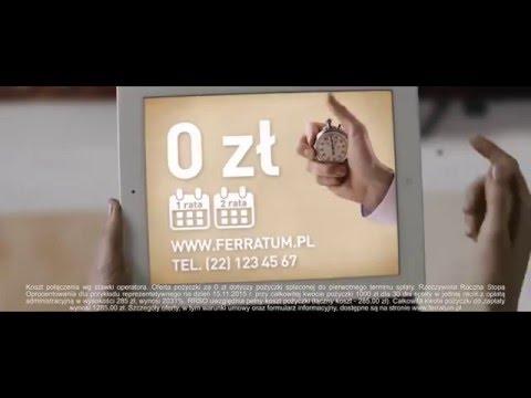 Ferratum - Pożyczka