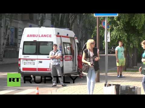 Ukraine: Pushilin's aide shot dead in Donetsk