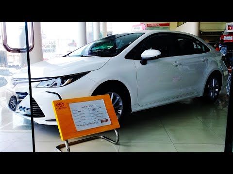 2020 Toyota Corolla Altis 1.6 G CVT: Full Walkaround Review
