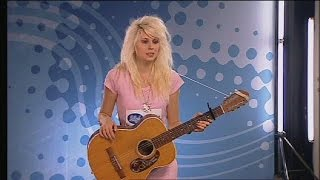 Amanda Jenssens audition till Idol 2007 - Idol Sverige (TV4)