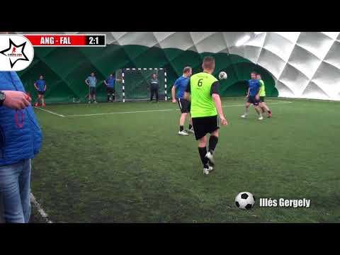 """Angel City - Faláb Se 3:2 """"Fogadó Sport Pub Live Soccer League""""-3.forduló - Szerda"""