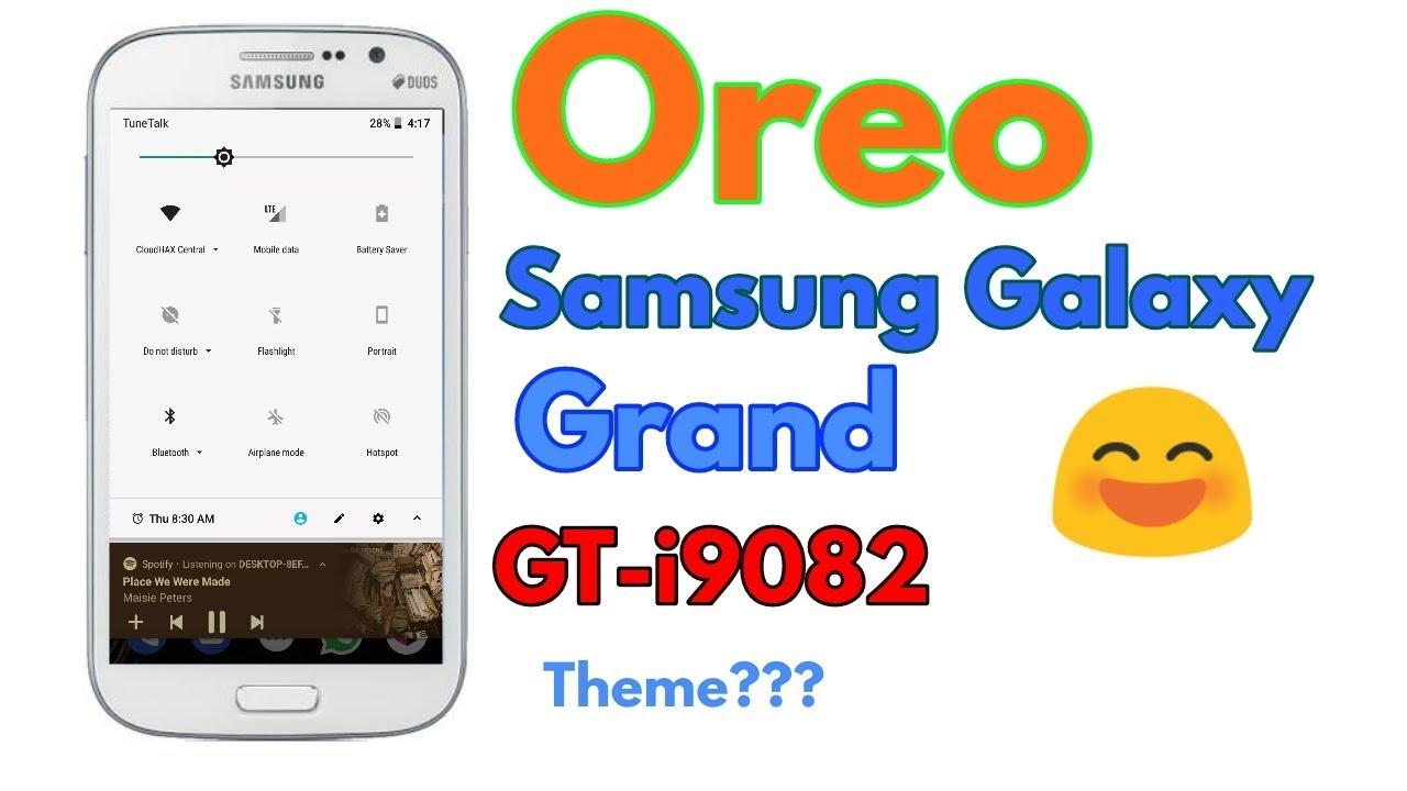 Samsung Galaxy Grand I9082 Android Oreo Videos - Waoweo