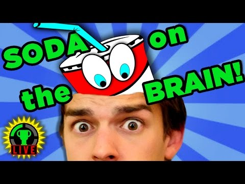 ADDICTED TO THIS GAME'S HIDDEN SECRETS! | Soda Drinker Pro (Part 2)