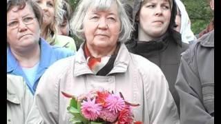 Jēkabpils novada Kalna pagastā atklāj Aleksandra Grīna piemiņas vietu