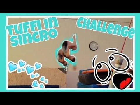 TUFFI in SINCRO CHALLENGE ginnastica artistica csb