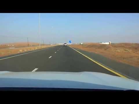 Al Madam Sharjah Desert Road and Safari Drive