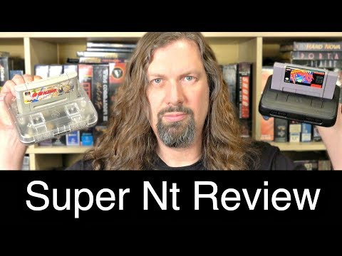 Analogue Super Nt - A SNES clone worth $190?!?